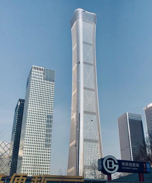 największe budynki świata