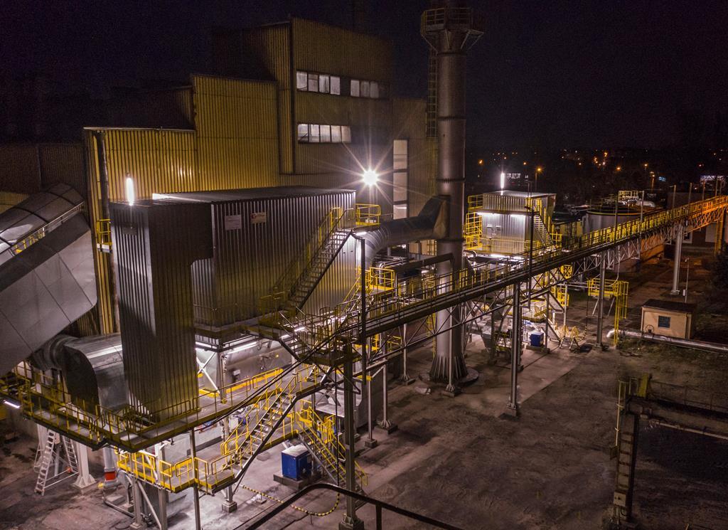 Jakie gazy przemysłowe należy filtrować?