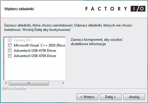 factory IO
