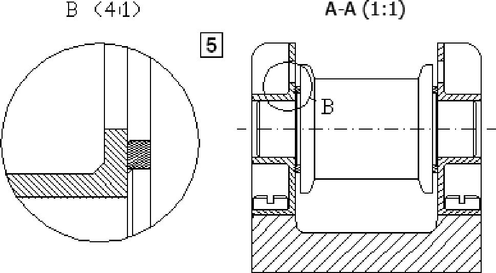 CAD rzuty