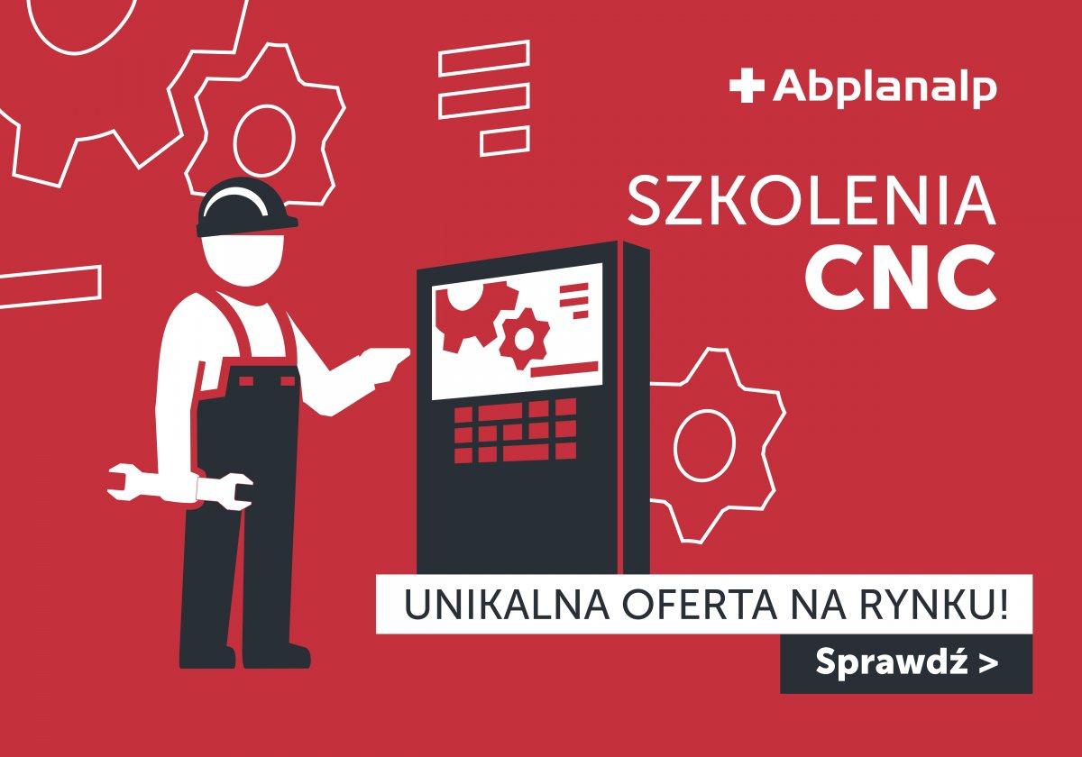 Operator CNC - program szkoleniowy Abplanalp