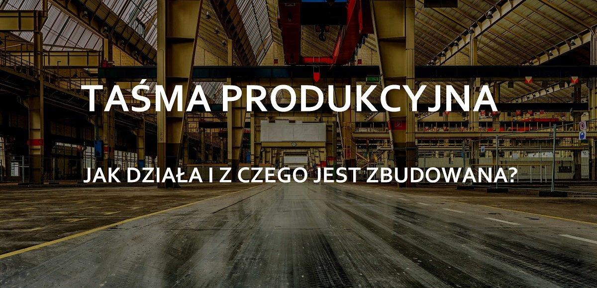 Jak działa i z czego jest zbudowana linia produkcyjna?