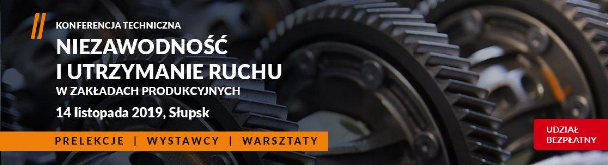 Specjaliści Utrzymania Ruchu spotkają się w Słupsku