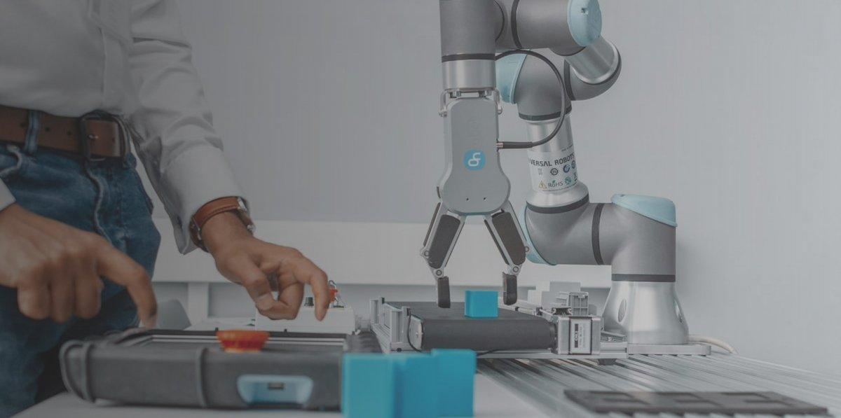 Przydatne akcesoria do robotów współpracujących