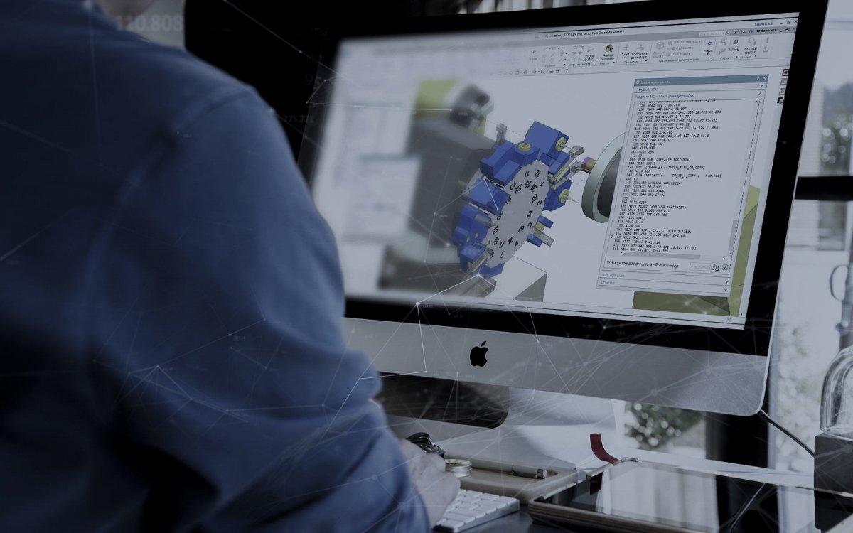 NX CAD SIEMENS - profesjonalne wsparcie do realizowania projektów