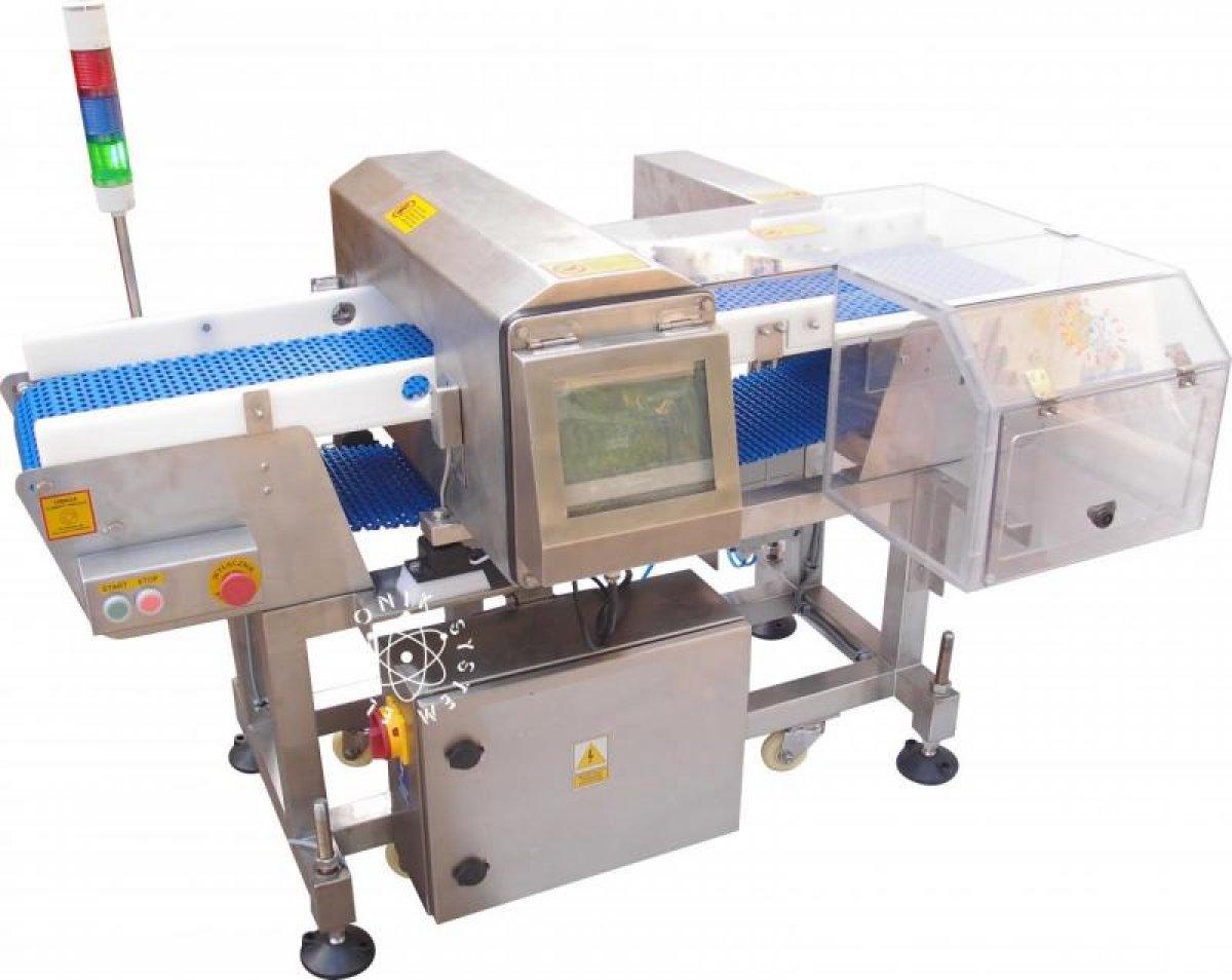 Przemysłowy detektor metali - czyli gwarancja wysokiej jakości wytwarzanej żywności.