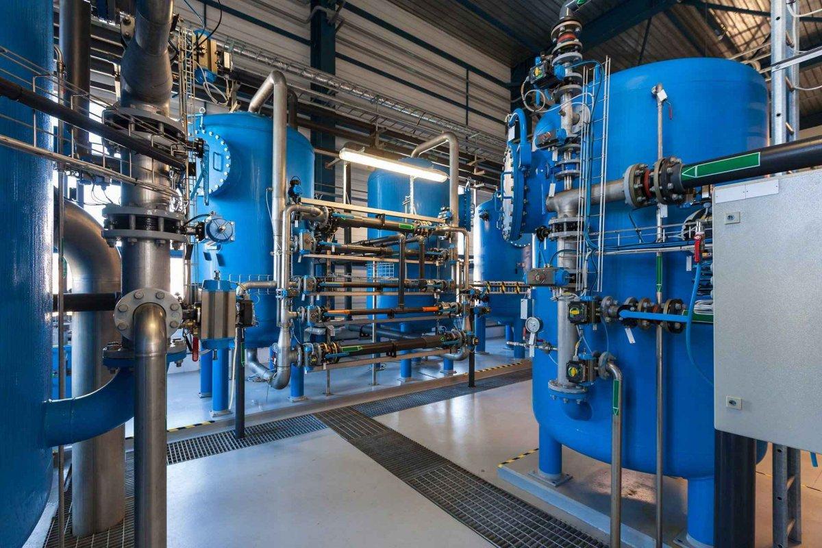 Stacje i systemy uzdatniania wody przemysłowej. Rozwiązania dla biznesu