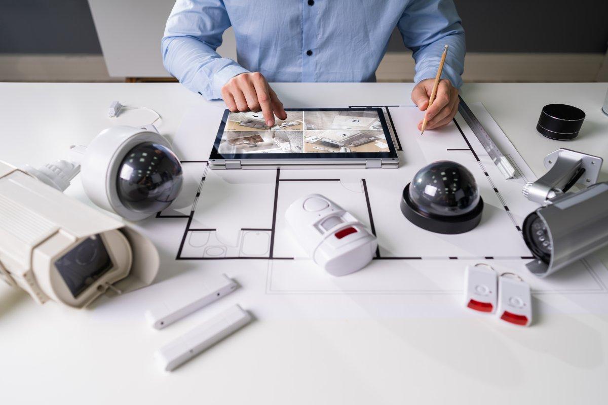 Zastosowanie i budowa systemu CCTV