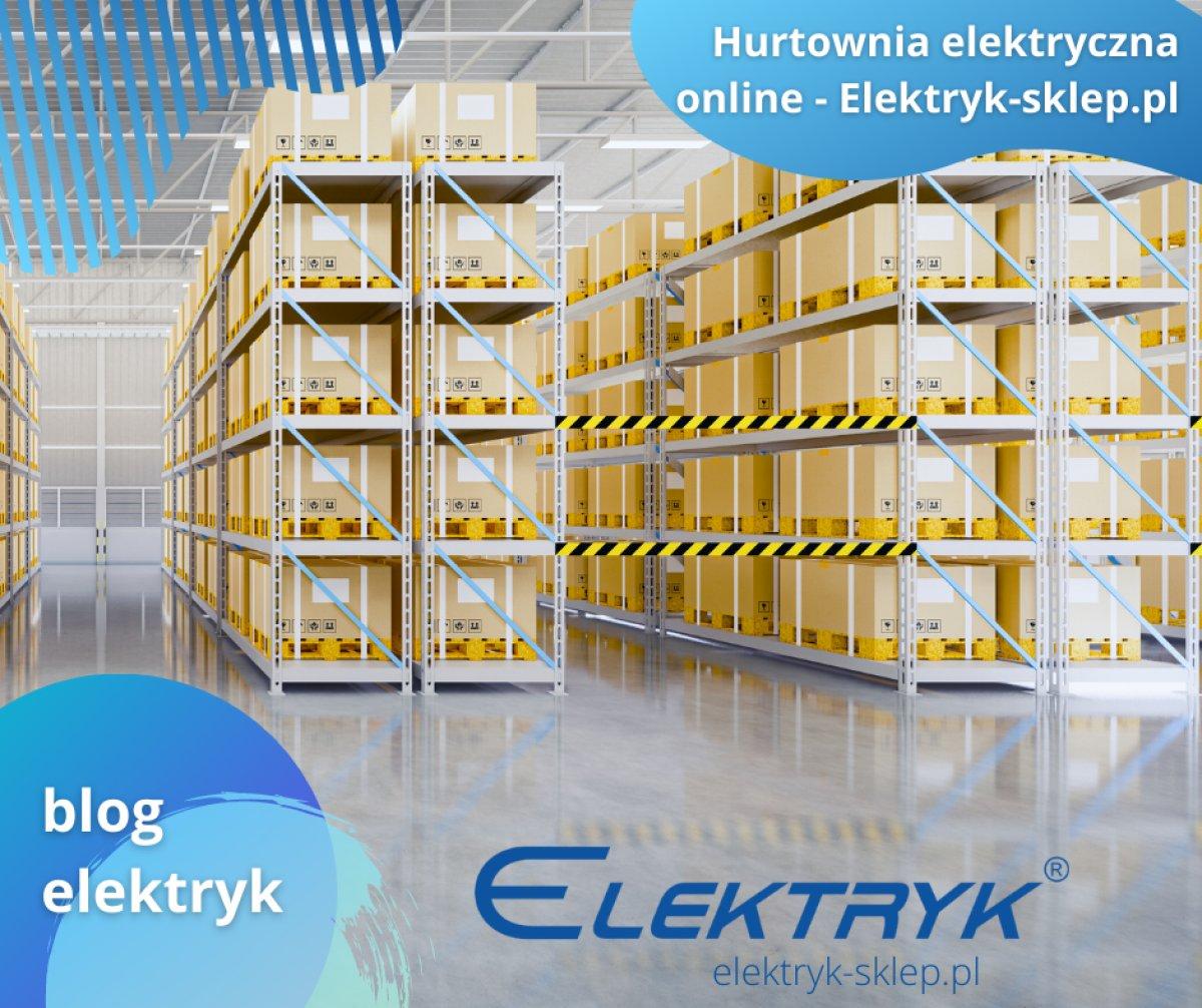 Nowa hurtownia elektryczna online - elektryk-sklep.pl. Specjaliści w automatyce przemysłowej