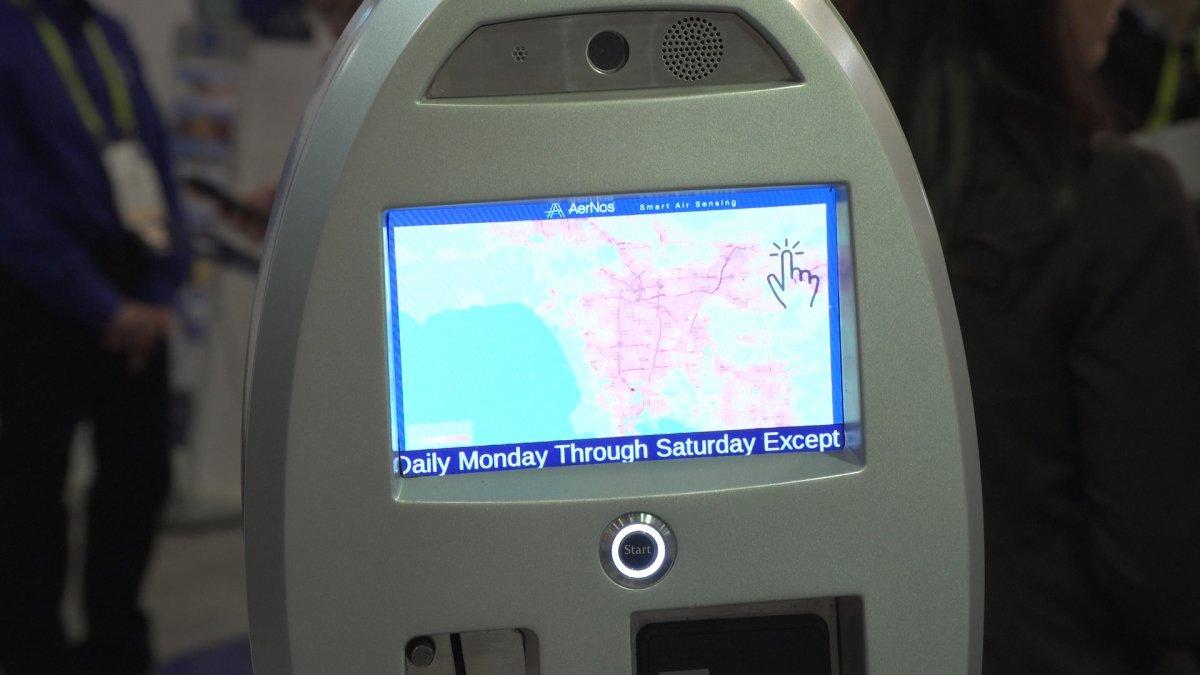 Nanotechnologia w walce ze smogiem. Miniaturowe czujniki jakości powietrza można zamontować w każdym urządzeniu
