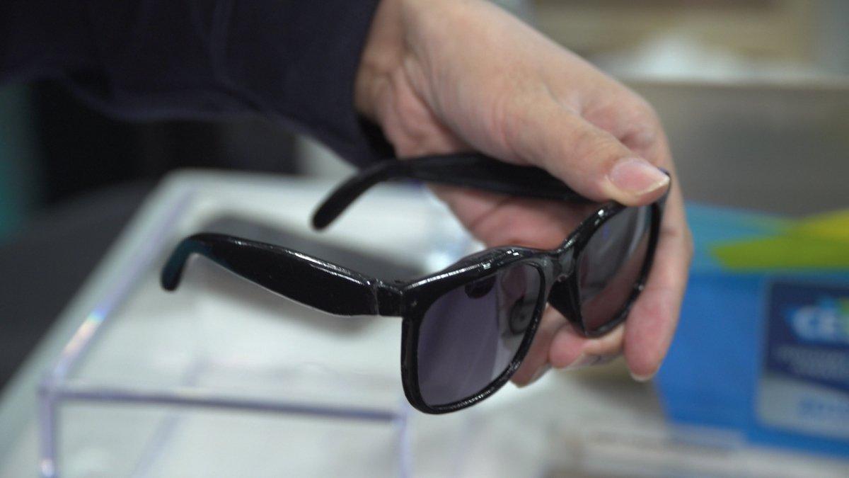 Okulary rozszerzonej rzeczywistości pozwolą zamówić taksówkę oraz zrealizować transmisje na żywo