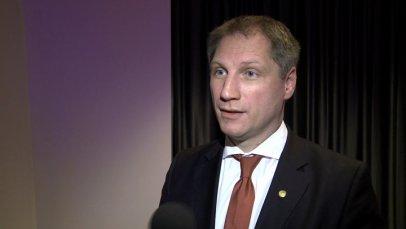Widać, że wizerunek Polski w świecie się zmienia. Jesteście postrzegani jako kraj dużo bardziej nowoczesny - mówi Frank Pörschmann, szef targów CeBIT.