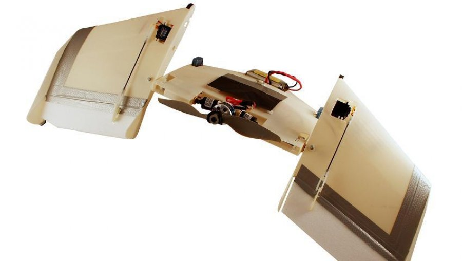 DALER - robot ze Szwajcarii.