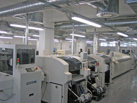 Największy na świecie rynek automatyki znajduje się w regionie Azji i Pacyfiku.