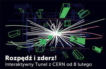 Centrum Nauki Kopernik uruchomiło Wirtualny Zderzacz Hadronów