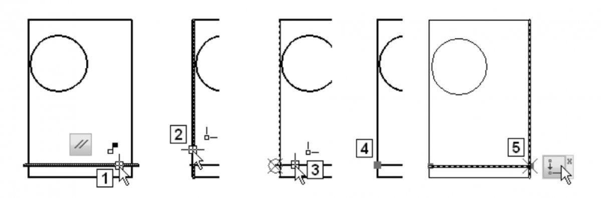 Typoszereg bez parametru użytkownika w CAD