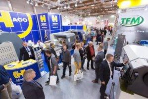 13 października 2015 r. ruszają targi EUROTOOL/BLACH-TECH-EXPO