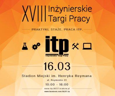 XVIII edycja Inżynierskich Targów Pracy w Krakowie