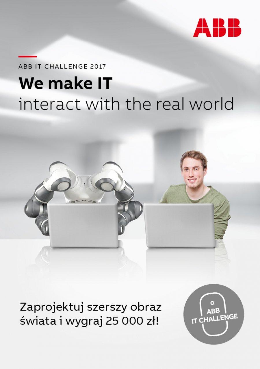 Startuje ogólnopolski konkurs IT dla studentów - Ruszyły zapisy do 10. edycji ABB IT Challenge