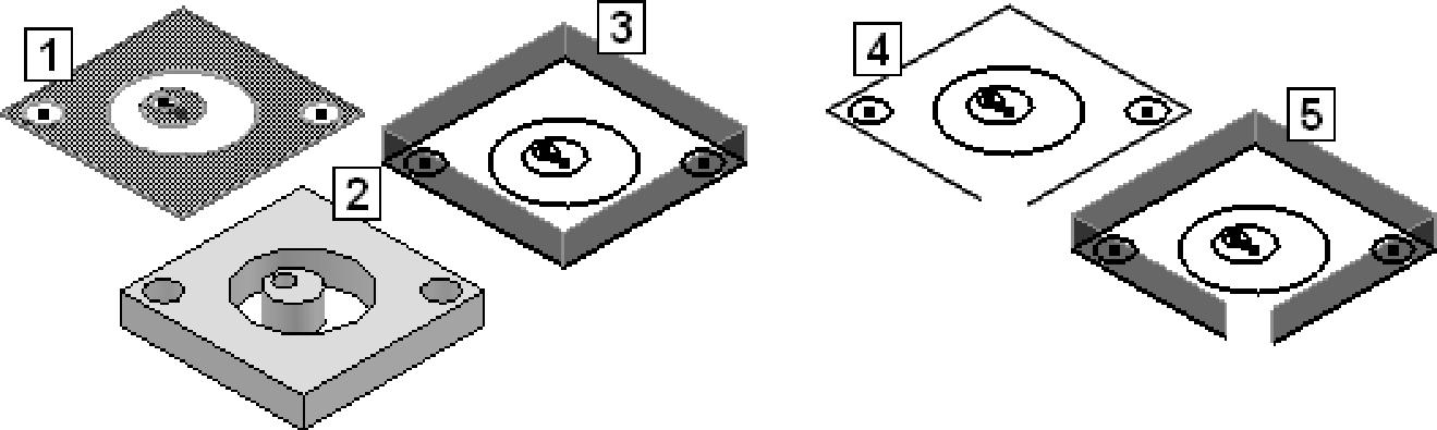 obiekty 3D