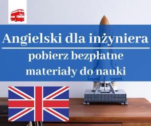 Angielski techniczny