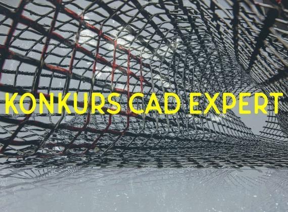 Konkurs CAD Expert - edycja wrzesień 2018